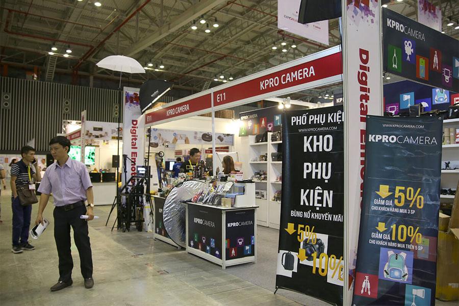 Các ngành nghề tham gia hội chợ triển lãm trực tuyến