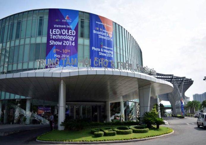 Trung tâm hội chợ và triển lãm Sài Gòn