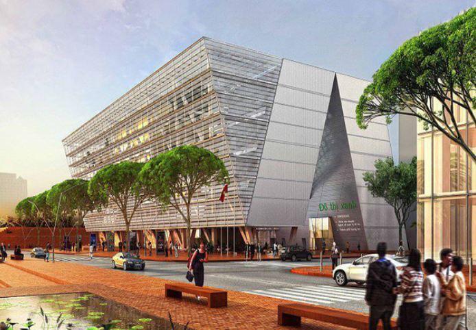 Dự án trung tâm triển lãm quy hoạch TPHCM