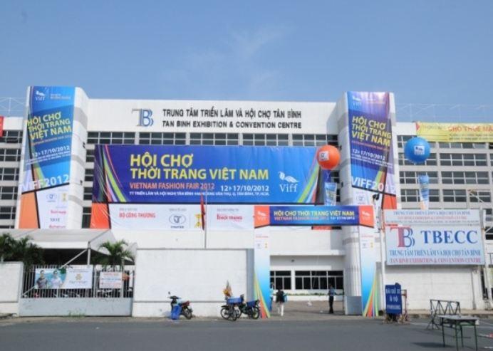 Trung tâm triển lãm và hội chợ Tân Bình