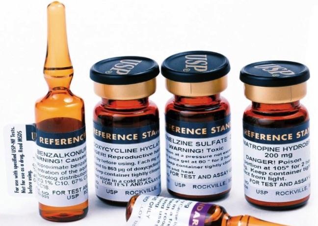 Danh sách chi tiết các dược điển mỹ