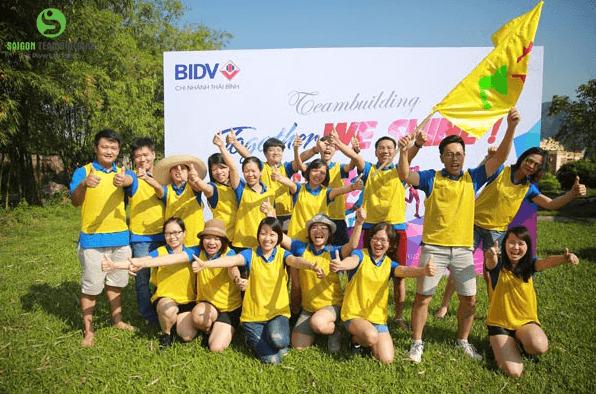 Sài Gòn Team Building