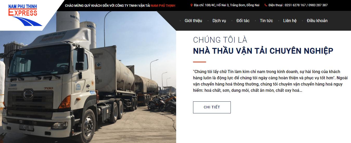 công ty Nam Phú Thịnh