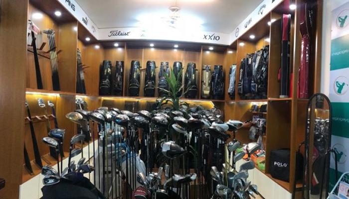 Cửa hàng phụ kiện, thời trang golf - Golf Pro Shop