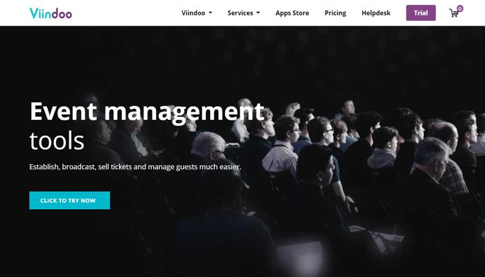 Giải pháp quản lý sự kiện bằng phần mềm - Viindoo